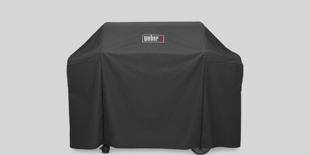 an image of weber grill cover